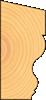 Karniis 55×120